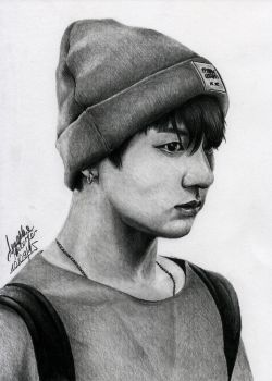 BTS Jungkook by angiebelikejolie