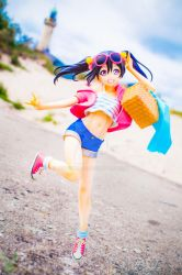 16-07-14 Going to the beach with Nico by jentsukase