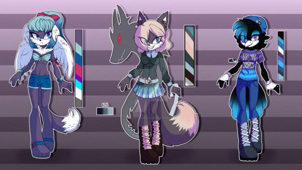 Sonic adopt [OPEN 0/3] by KarmaGeLight
