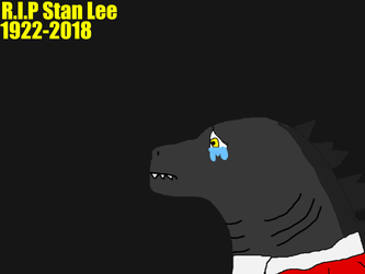 R.I.P Stan Lee by GojiFan78