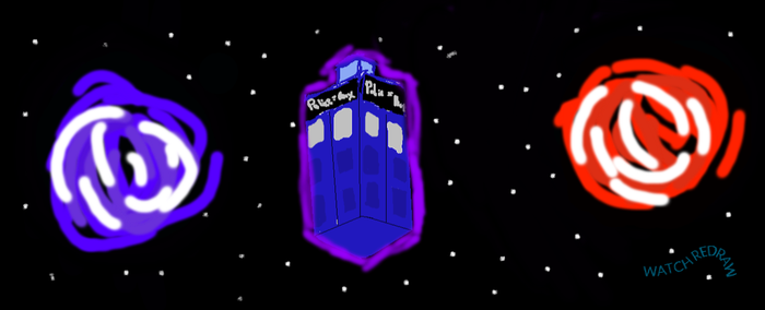 Crappy Drawing of TARDIS by Doctor-Who-RULEZ