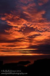 Sunrise over Kirkhaven by Shadow-and-Flame-86
