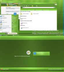 Live Green Remix XP 4.0 by Niwradsoft