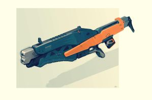 Rifle by ivangraphics