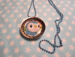 Pokemon Bottle Cap Necklaces Set 1