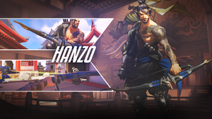 Hanzo-Wallpaper-2560x1440 by PT-Desu