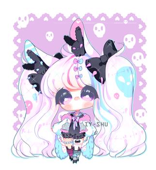 GUESTARTIST FLUFFIAN ADOPT.AUCTION[closed ty] by Iy-shu