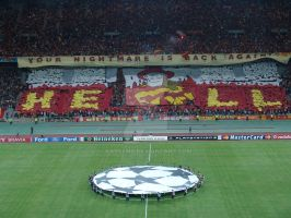 Galatasaray CL match 120906 by kareems