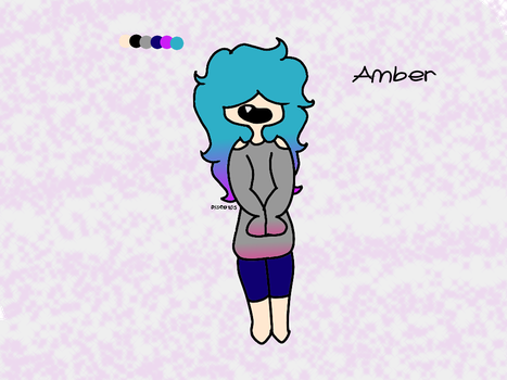 Amber full body by Disco105