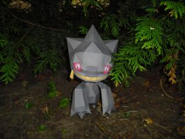 Banette papercraft
