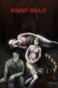 Silent Hill 2 - Restless Dream by Aileine