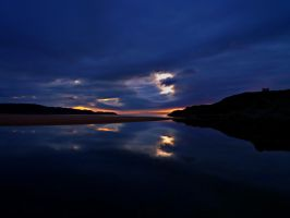 Twighlight Naver Reflections by derekbeattieimages