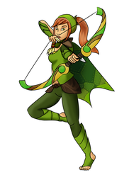 Windranger by sofoolkate