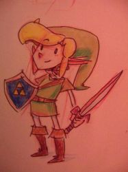 Kid Link by LaundryPile