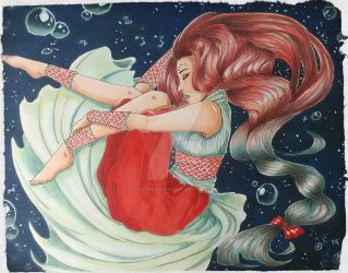 PISCES by TailsProwler21