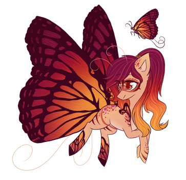 Flutteria MYO Entry by Monogy