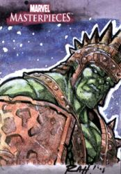 Marvel Sketch Card Comish 2 by RAHeight2002-2012