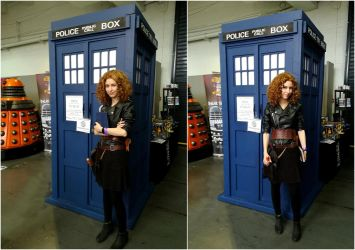 River Song THORS cosplay at LFCC 2018 - IV by ArwendeLuhtiene