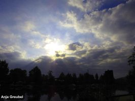 Sunny clouds... by SymphonicA19