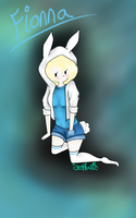 Fionna by Ask-BowPrincess