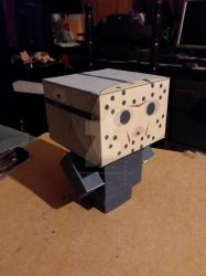 Jason Voorhees Part 8 CubeeCraft by SuperVegeta71290