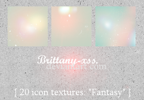 Icon Textures Set 03: Fantasy by brittany-xss