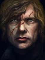 Tyrion Lannister by Ellana333