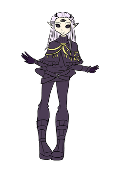 Aldritch redesign by Danielle-chan