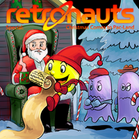 Retronauts 22 Christmas in Pac-Land by P5ych