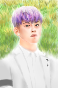 B.A.P-HONEYMOON(JUNG Daehyun) by RimaMoonBlade