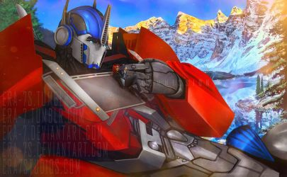 TFP: Rest in the Mountains by ERA-7S