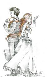 Doctor Who - Tangled or trust me I am Ginger! by BlackCherryCookie