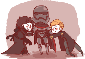 First Order Issues by IceRelic