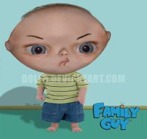 Real Life Stewie by DolfD