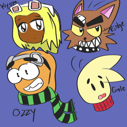 The good bois by Implosion-Explosion