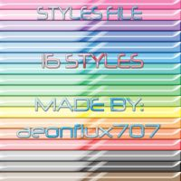 STYLES by aeonflux707