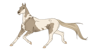 Horse Adopt 119 - Sold by Miss-Adopts