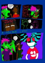 Didn't I see You Cryin' pg 2 by DoctorBollocks