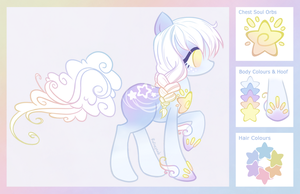 Soft as a Rainbow Cloud by Rainspeak