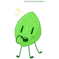 Leafy doodle :) by ThatOneGalWhoIsWeird