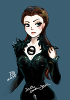 Darth Sansa Stark by fernielilz