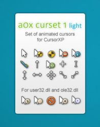 a0x curset 1 light by a0x