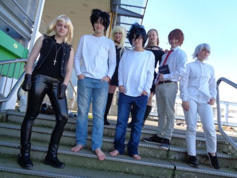 Death Note Cosplay DCC2017 - 01 by ChristianPrime1-Bot