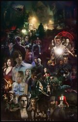 Silent Hills Saga (Includes P.T.) by marblegallery7