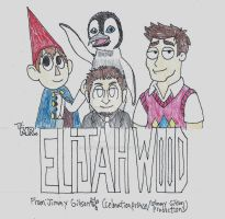 Elijah Wood Tribute by CelmationPrince