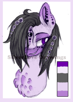 ( OPEN ) Pony Adopt. ( Points ) by SilverLove234