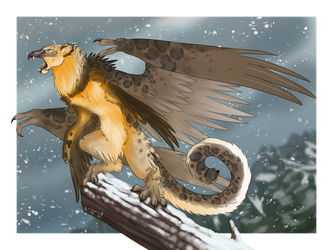 Griffin by AnormalADN