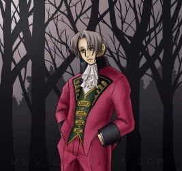 New Tablet Edgeworth by Jessami