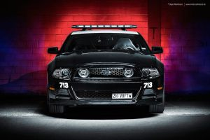 CHP Mustang VI by AmericanMuscle