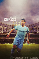 Aguero Merge by AbOoD-Alhosnay-GFX